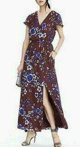 EXPRESS ◾ Faux Wrap Maxi Dress
